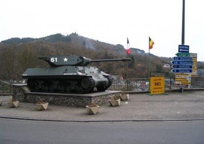 M10 Achilles tank destroyer