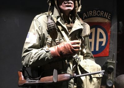 82nd Airborne paratrooper